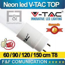 NEON LED TUBO LED 60 90 120 150 CM T8 OPACHI CALDO FREDDO NATURALE SPOT 220V