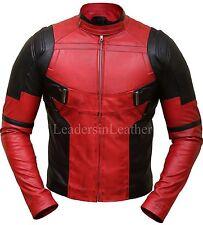 Deadpool Wade Wilson Ryan Reynolds Jacket
