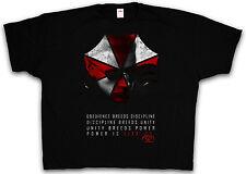 4xl & 5xl Wesker Umbrella T-shirt Resident Corp Zombie Evil T Shirt XXXXL XXXXXL