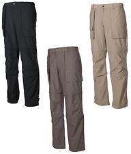 3in1 Pantalon pour l'extérieur de randonnée hommes abzipphose Combat loisir