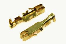 Scarpe Cavo Pin supporto di backup contatti UNI F 630 spina 1 - 2,5mm² BOCCOLE
