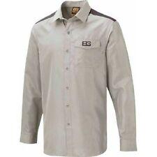 Bear Grylls Craghoppers Technical hiking/camping long sleeve mens gray shirt