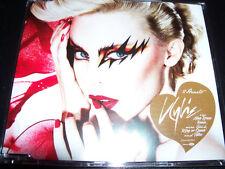Kylie Minogue 2 Hearts Australian 4 Track + Video Enhanced CD Single