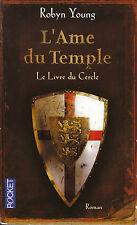 """Livres de Poche """" Roman """" L'äme du Temple Tome 1 """" Le Livre du Cercle ( No  81 )"""