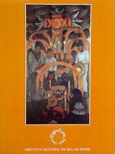 Diego Rivera 16x21 Print DIA DE MUERTOS (LA OFRENDA) 1923 Mexican Art Poster