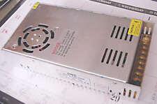 Cnc Servo Stepper Motor Drive Controller AC to DC Power Supply 5v - 40v 10A 360W