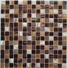 Piastrella mosaico di vetro GM24 di esempio per i muri in cucina o bagno