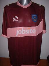 Portsmouth M XL BNWT 2013 3rd Shirt Jersey Football Soccer Sondico Pink Trikot