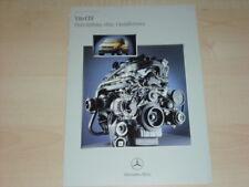 35259) Mercedes Vito CDI Polen Prospekt 1999