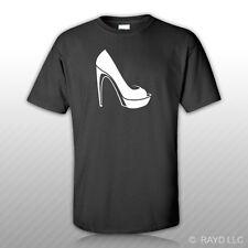 Stiletto Heel T-Shirt Tee Shirt Gildan S M L XL 2XL 3XL Cottonsexy #1