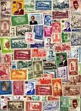 MAROC - MAROCCO collections de 25 à 1000 timbres différents