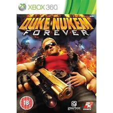 DUKE NUKEM FOREVER (NUOVO SIGILLATO XBOX 360 GIOCO 2011) // GRATIS UK P & P
