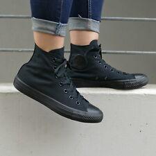 Converse Chucks All Star Hi M3310C Black Monochrome Canvas Schuhe Sneaker