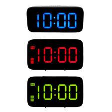 Precision Radio Controlled Digital Alarm Clock with Snooze Function