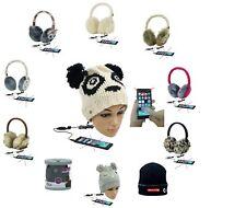 Auswahl - KitSound Audio Ohrenschützer Mützen Integrierter Kopfhörer LED Licht