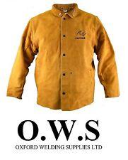 Parweld Panther Leather Welders Welding Jacket SIZE M, L, XL, XXL