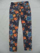 Roxy Women Pants Sunburners Jeans Assorted Size 5/27 Skinny Low Rise