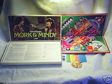1979 Mork & Mindy Board Game robin williams pam dawber,parker brothers