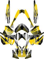 SKI DOO SNOWMOBILE WRAP KIT REV,XP, XR,XS,XM,MXZ 99-17  DECAL STICKER SEISMIC