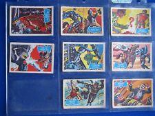 A&BC Batman Bubblegum Cards ( Blue Bat )   * Choose The One's You Need *  1966