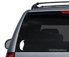 Penguin Decal, Vinyl Truck, Boat, Hunting Window Stickers