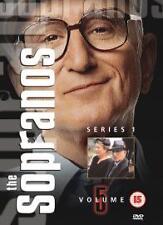 The Sopranos: Series 1 (Vol. 5) [DVD], Good DVD, James Gandolfini, Edie Falco, M