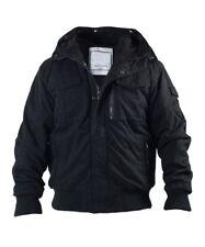 Jacke Blizzard warme funktionelle Outdoor-Jacke mit Kapuze Winterjacke S M L XL