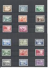 Deutsches Reich 1939/41, Einzelmarken aus MiNrn: 702-713,773-778 **, postfrisch