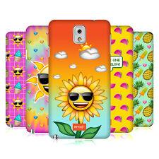 OFFICIAL EMOJI HAPPY SUMMER HARD BACK CASE FOR SAMSUNG PHONES 2