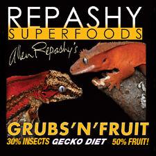 Repashy Grubs 'N' Fruit Gecko Diet MRP Reptile Lizard Day Gecko Leachie Gargoyle