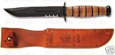 Ka-Bar KaBar Knives Full-Size US Army Serrated 1219