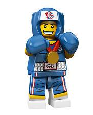 Lego brawny boxer team gb series choose parts legs torso head headgear helmet