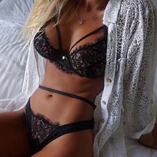 WA_008 Womens Sexy/Sissy Lingerie Lace G-String Thong Underwear Nightwear S-XL