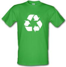 RECYCLE Recycling Leonard BIG BANG THEORY Heavy Cotton t-shirt SIZES SMALL- XXL