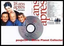 18 ANS APRES (BOF/OST) Mozart,Bach,Tarrega (CD) 2003