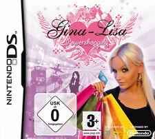 1 von 1 - Gina Lisa Powershopping (Nintendo DS, neu + OVP)