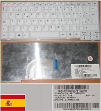 TASTIERA QWERTY SPAGNOLA ACER ASPIRE ONE 531H ZG5 AEZG5P00020 9J.N9482.20S