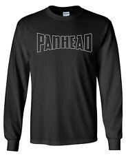 PANHEAD Arched LONGSLEEVE T-shirt - S to 5XL Harley Davidson Biker Sturgis
