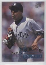 1995 Fleer Ultra #85 Luis Polonia New York Yankees Baseball Card