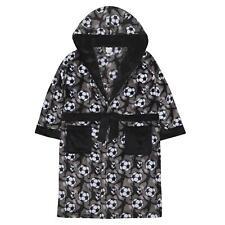 16993e59ddd31 Garçon Football Design Souple Peignoir Robe de Chambre Polaire / Robe ~7-13  Ans