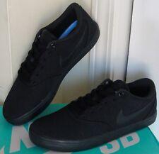 Women's Nike SB Check Solarsoft Canvas Skateboarding Shoes 921463 001