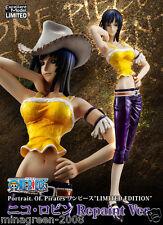 JAPAN Mega House One Piece P.O.P 'LIMITED EDITION' Figure NICO ROBIN Repaint Ver