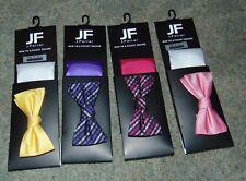 Bow Tie and Pocket Square J Ferrar New
