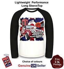 Classic Mini Cooper Shirt, Long Sleeve, Classic Mini Cooper T Shirt, Men's Top,