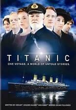 Titanic (DVD, 2012) Mini-Series