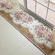 Anti-slip Doormat Floor Mat Carpet Rug Cushion Office Home Kitchen Rug 120x45cm
