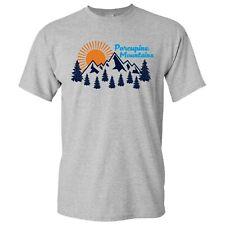 Porcupine Mountains - Porkies Michigan Michigander Upper Peninsula T Shirt