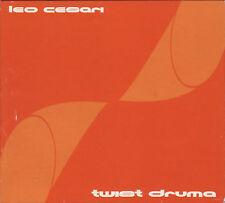 LEO CESARI twist druma CD ltd edition 1000