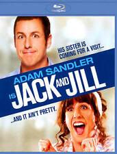 Jack and Jill (Blu-ray Disc 2012) Adam Sandler