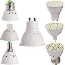 GU10/MR16/E27 del éclairage SPOT 4W 5W 6W Ampoule 2835 SMD Lampe